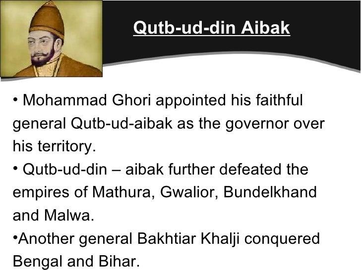 shahabuddin muhammad ghori death
