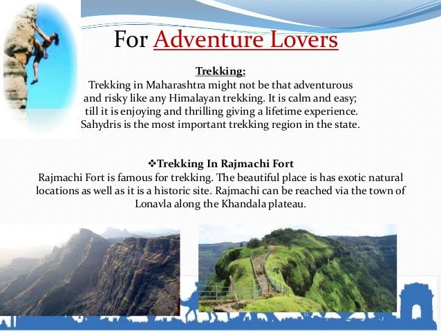 Trekking In The Sahyadris In Maharashtra, Western Ghats is called Sahyadri in local Marathi language. Sahyadri is known t...