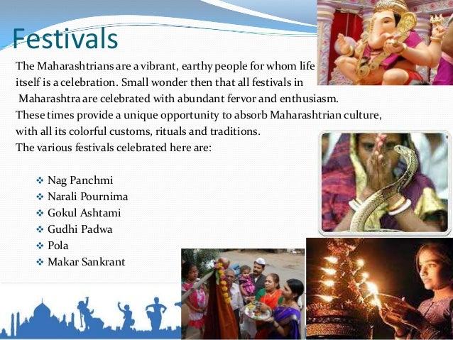 Fairs Maharashtrians celebrate every fair with great fervour and enthusiasm. The sacred Kumb Mela at Nashik that comes aft...