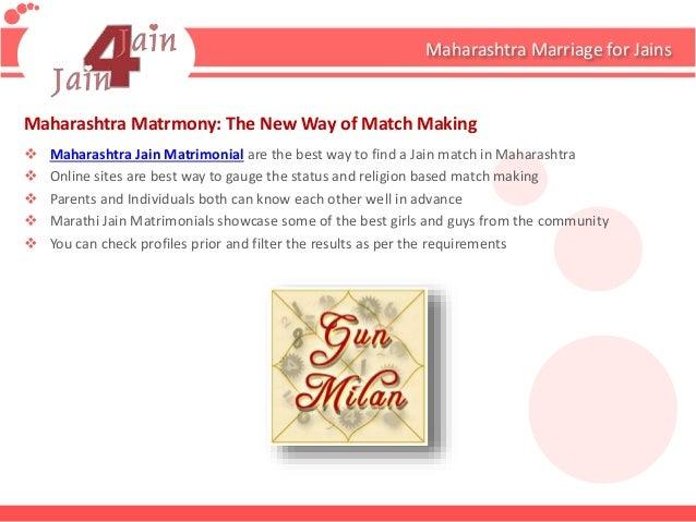 Matchmaking Marathi gratuito per il matrimonio