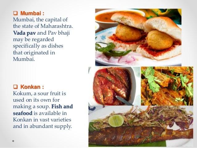 Maharashtrian food or famous dishes in maharashtra