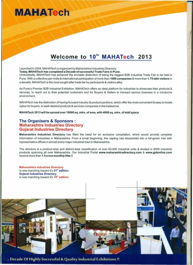 Mahatech 2013 industrial exhibition trade show in pune new agricultur 2 ccuart Choice Image