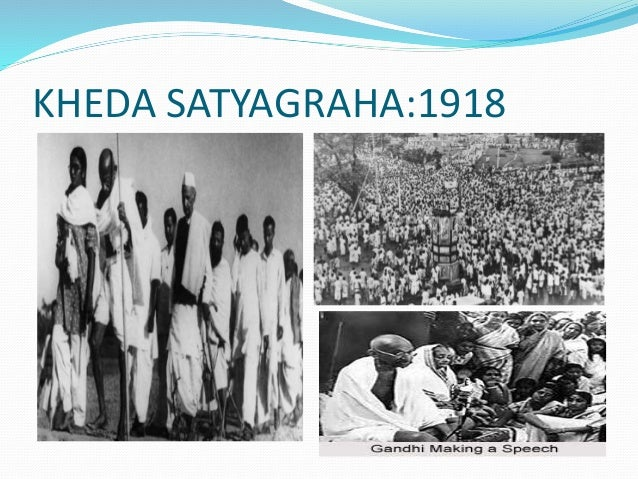 a history of ahmedabad satyagraha in 1917 in india 2) discuss significance of the champaran satyagraha of 1917  the non- invasive development models can change the face of india's cities.