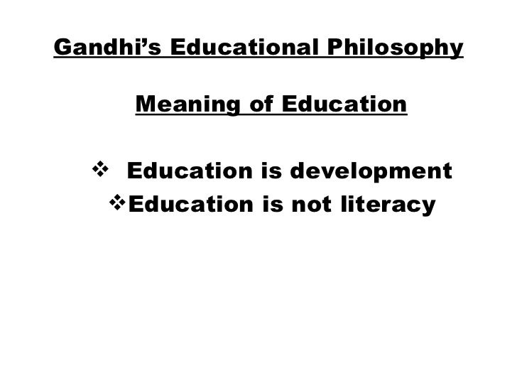 Mahatma Gandhi Ppt