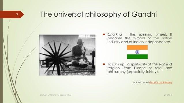 Mahatma gandhi (1869 1948)
