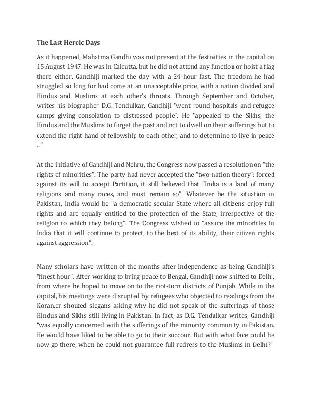 Childhood Obesity Essay Sample Mahatma Gandhi Essays And Reflections Essay And Cover Letter Pixen Essays  For Kids Mahatma Gandhi Essay John D Rockefeller Essay also Atheism Essay Mahatma Gandhi Essay In English Feudalism Essay