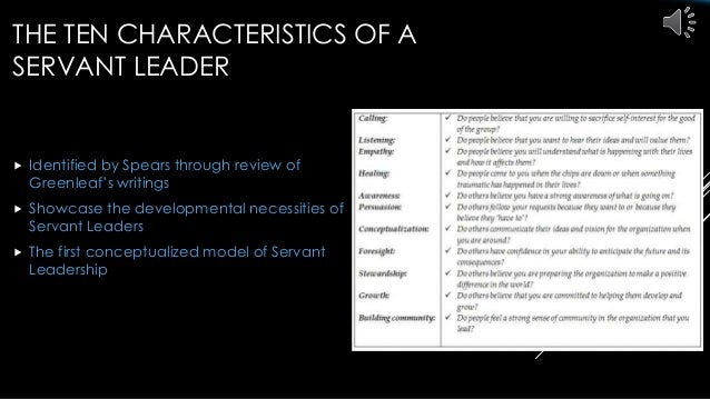 philosophical world views that support servant leadership An introduction of leadership concepts that include definitions, approaches, theories, principles, attributes, and differences beteen leaders, bosses, and managers.