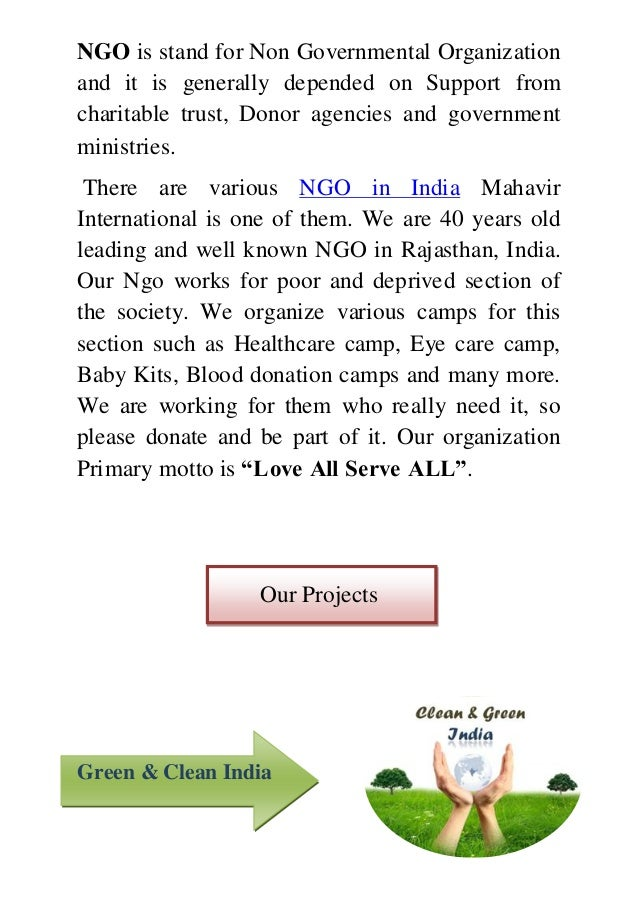 how to start an international ngo in india