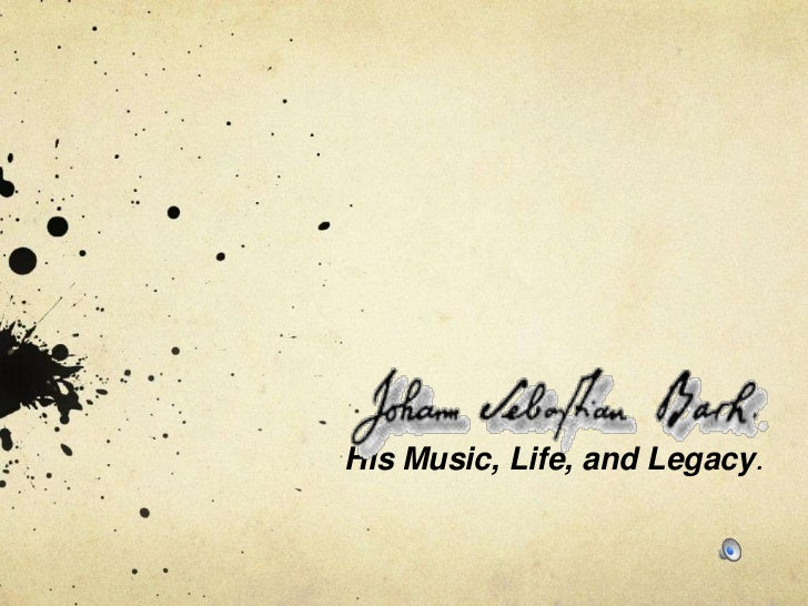 His Music, Life, and Legacy.<br />