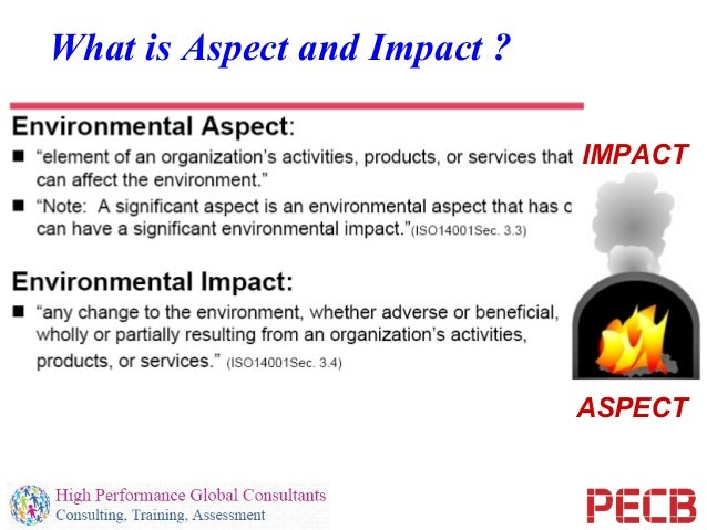 environmental aspects Issue b (11/03/2011 ems004 environmental aspects and impacts ) page 3 of 4 activity, product or service environmental aspect potential environmental impact.