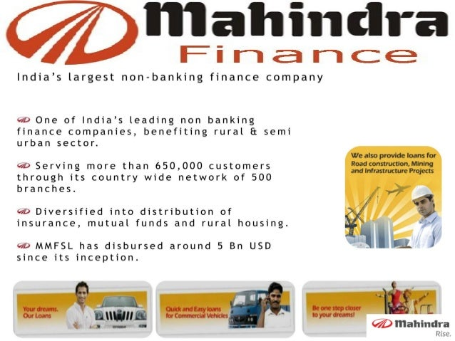 Mahindra Amp Mahindra