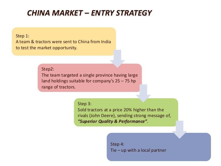 Mahindra mahindra generic strategies