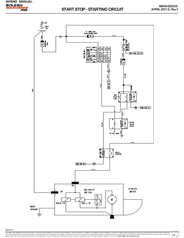 Mahindra Tractor Starter Wiring Diagram | Wiring DiagramWiring Diagram - AutoScout24