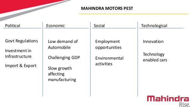 The Mahindra Xylo strategy