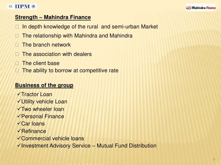 Two Wheeler Loans Mahindra Finance Autos Post