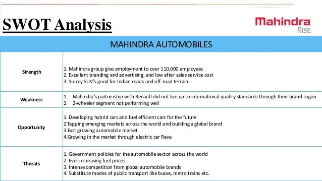 Mahindra Group Sm Final