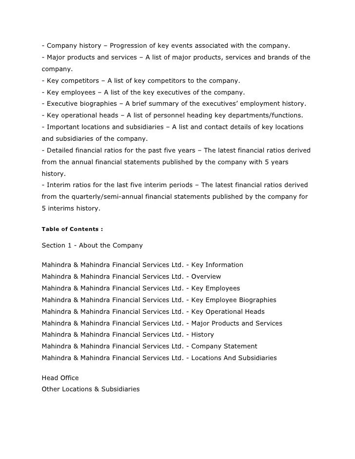 Mahindra Amp Mahindra Financial Services Ltd 532720