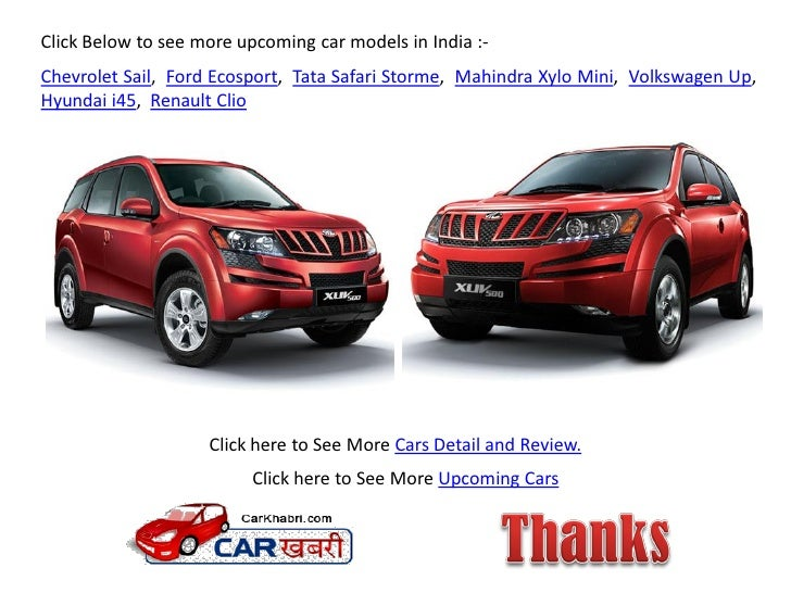 Mahindra Xuv 500 Might Soon Get A Low Price Variant