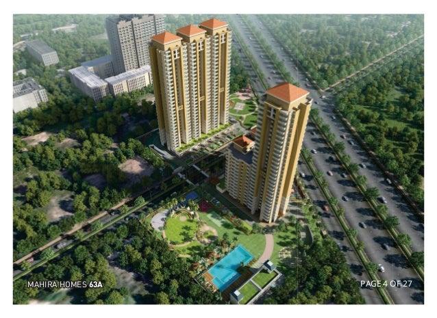 mahira homes 63a sector 63a gurgaon 1bhk 3bhk affordable housing flats