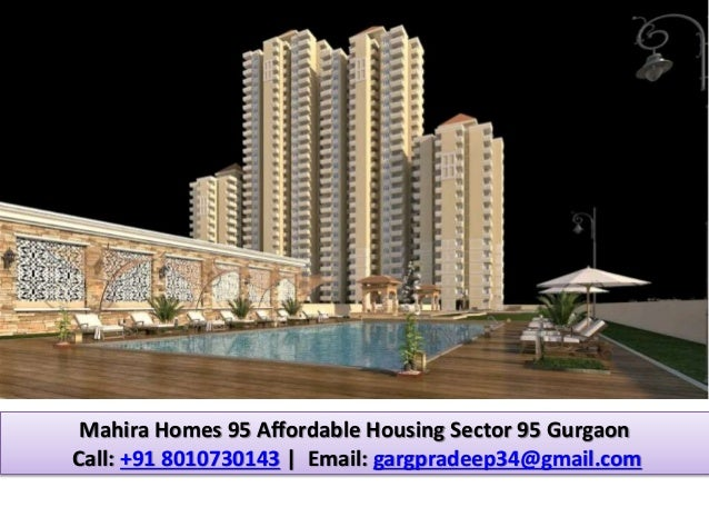 draw results date for Mahira Homes 95 Affordable Housing Sector 95 Gurgaon