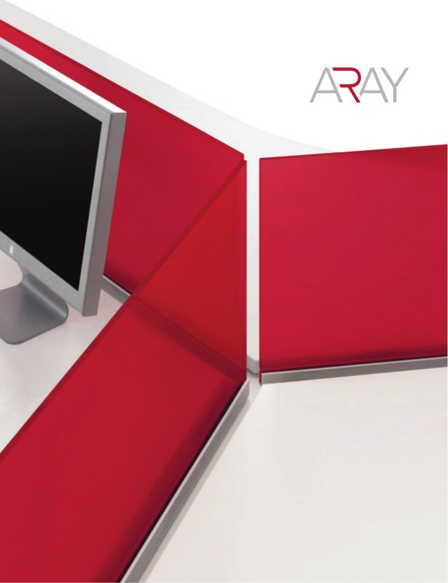 MAI introduces ARAY, the industry's first crossover system combining the simplicity of desking and systems furniture. Desk...