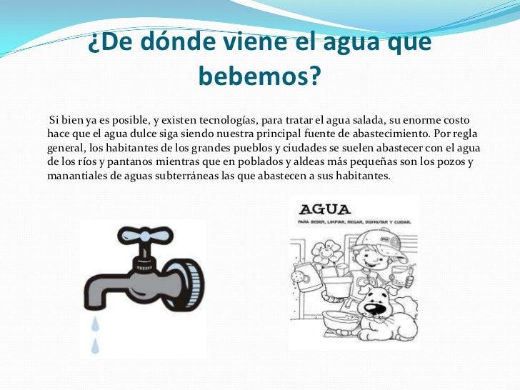 nuestro agua