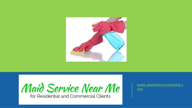 Cleaning Company Silver Spring Md Maid Service Near Me