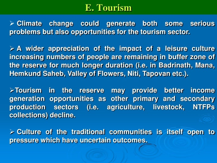 tourism and climate change impacts adaptation and mitigation pdf