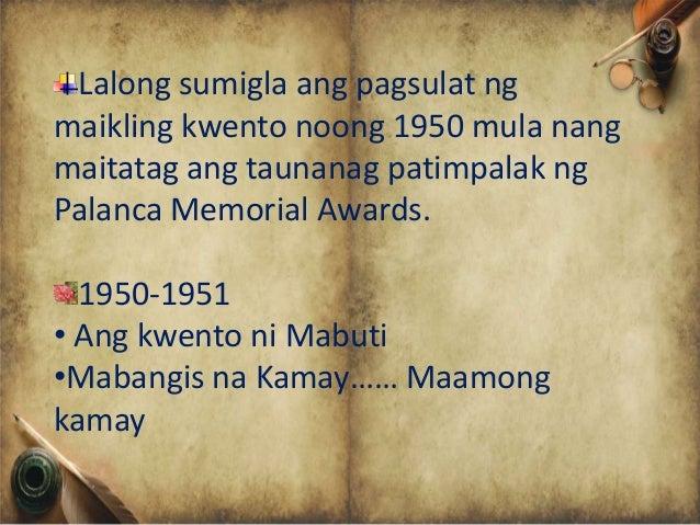 """maikling kwento ng madulang pangyayari Kuwento ng sikolohiko: ang kwento ni  ang damdamin ng isang tao sa harap ng isang pangyayari halimbawa ng maikling kuwento sa uring ito ay """"ang pusa sa."""