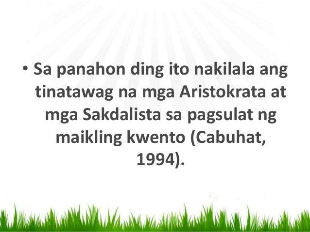 """sikolohikal na katha o kwento Mga batayang kaalaman sa pagsulat mga batayang kaalaman sa pagsulat """"kapag tumigil sa pagsulat ang isang tao,tumitigil na rin sya sa pag-iisip."""
