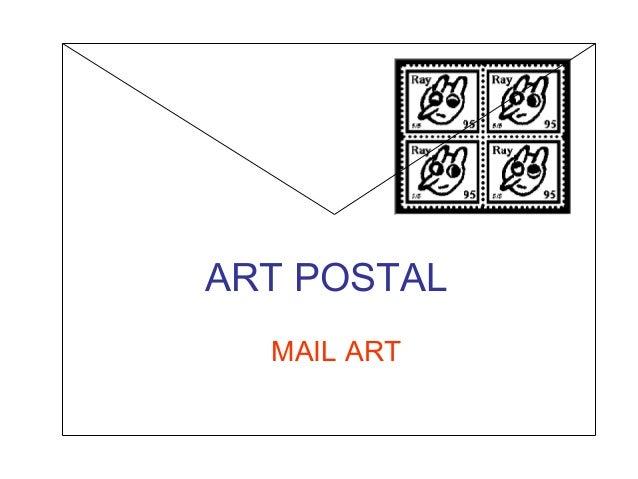 ART POSTAL MAIL ART