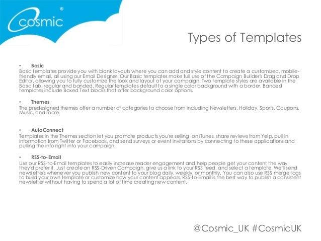 MailChimp Basics - Mailchimp holiday templates