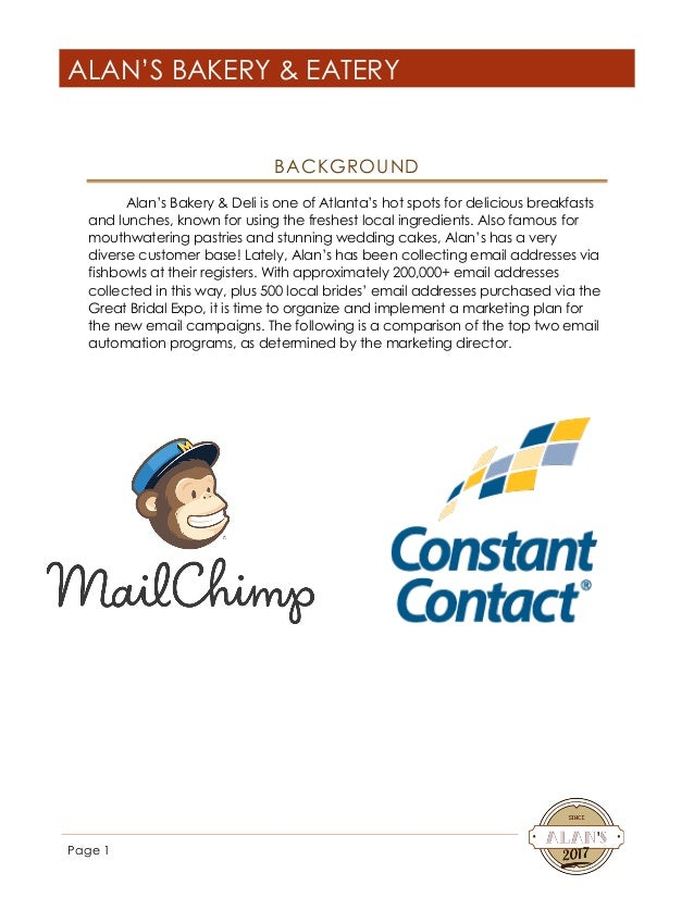 mailchimp vs constant contact which one is the best for you