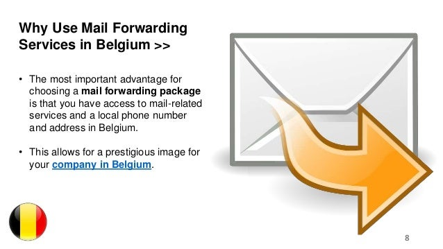 8. Why Use Mail Forwarding Services ...