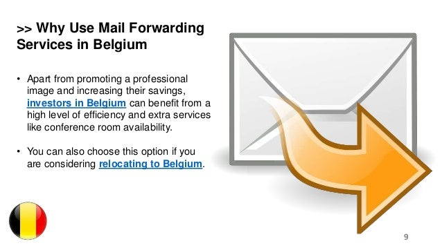 9. >> Why Use Mail Forwarding Services ...