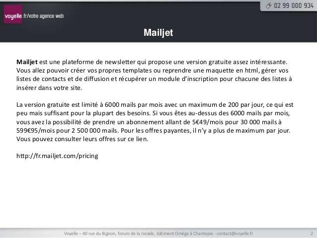 Mailjet Slide 2