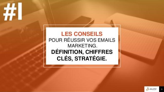 L'email marketing – Les bonnes pratiques  Slide 3