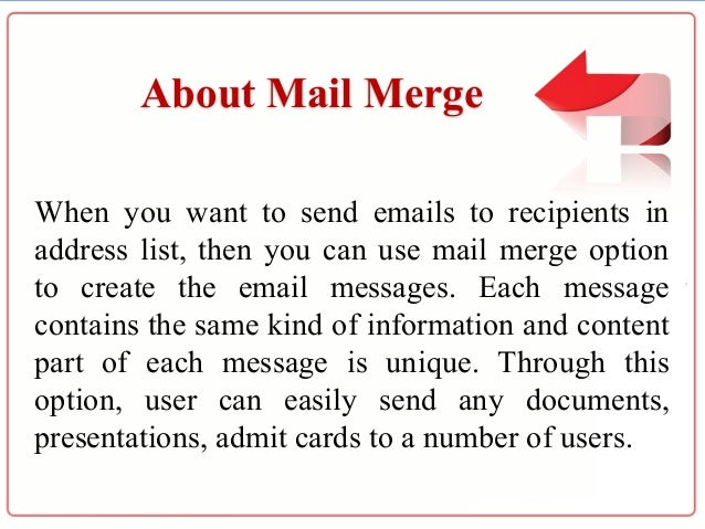 Mail merge get complete information mail merge utility 3 colourmoves