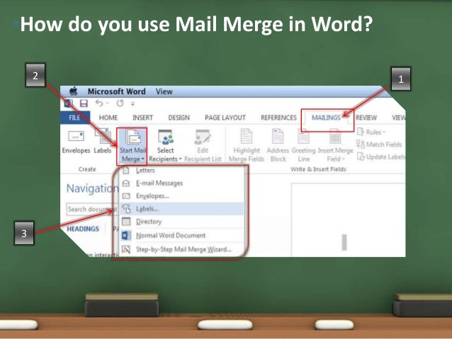 Using mail merge in microsoft word by sabrina mahmood invite to your birthday 1 2 10 stopboris Images