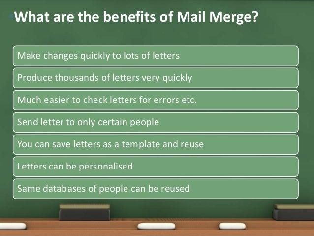 mail merge pdf in word