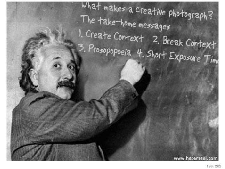What Makes a Creative Photograph?