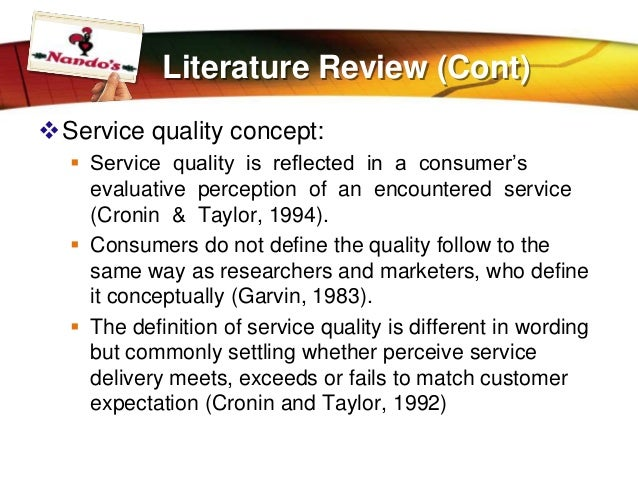 Literature review service quality persuasive essay on animal testing