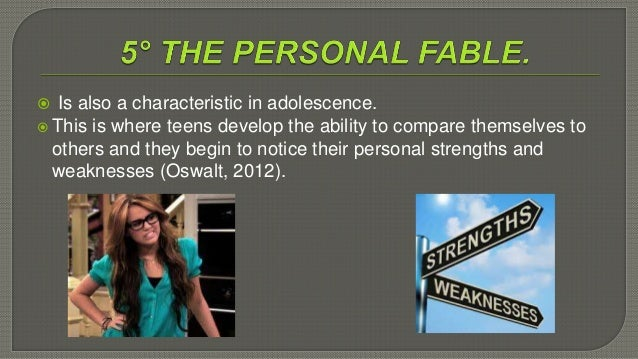 Main Characteristics Of Teens