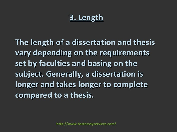 difference between thesis and dissertation in india General information spring 2018 changes to thesis/project/dissertation submission starting in spring 2018, graduate theses, projects, and dissertations will be produced only in online format (scholarworks.