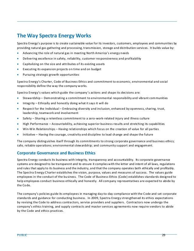 Famous Spectra Energy Resume Collection - Best Resume Examples by ...
