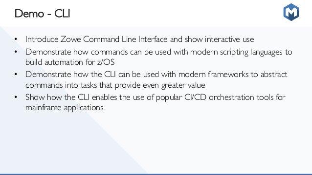 Mainframe DevOps Using Zowe Open Source