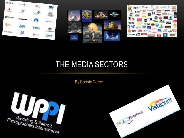 By Sophie CareyTHE MEDIA SECTORS