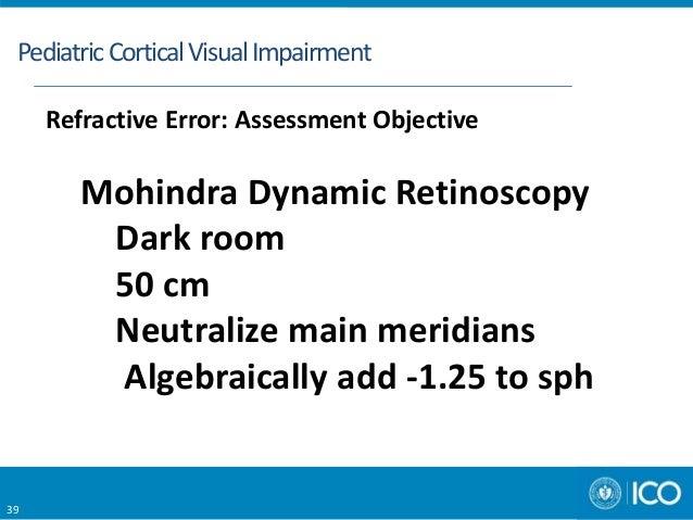 mohindra retinoscopy slideshare