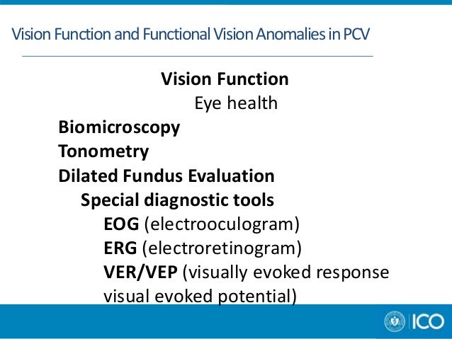 functional vision assessment Practical tips for writing fva (functional vision assessment) and lma (learning  media assessment) reports for students with visual.