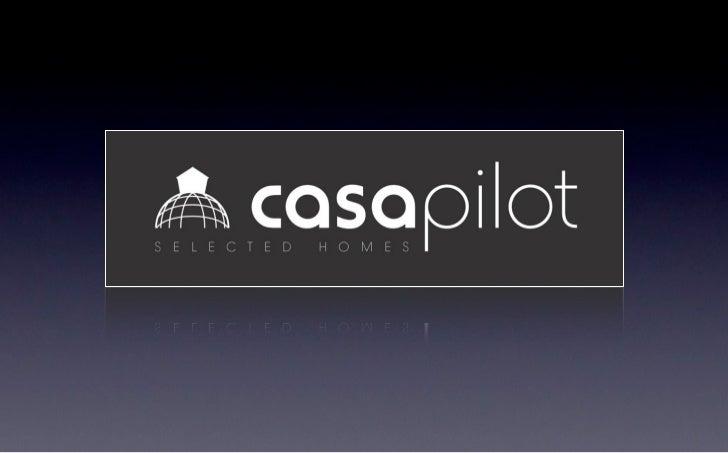 CASAPILOT IS